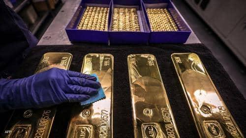 """الذهب إلى """"أفضل أداء سنوي"""" منذ 2010"""
