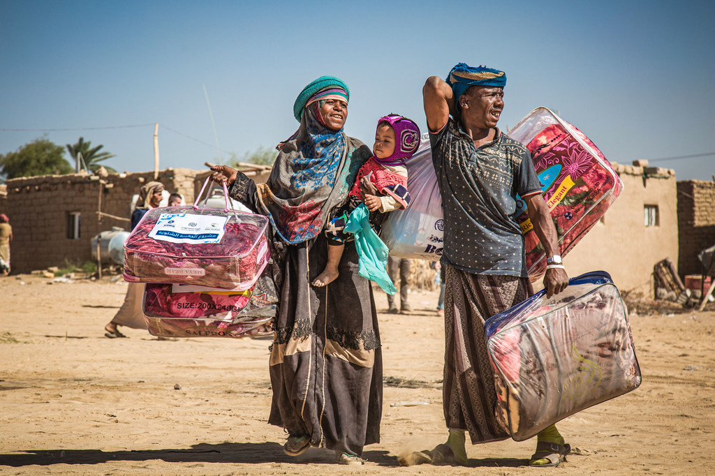 تعهد مانحين بتقديم 1.35 مليار دولار مساعدات إنسانية لليمن