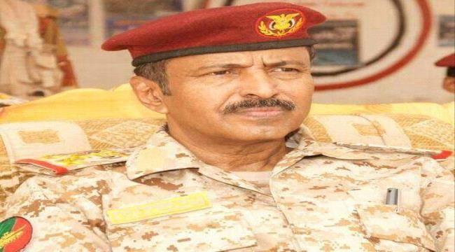 """البكري يعزي الرئيس هادي بوفاة العميد """"أحمد علي"""" ووزارة الدفاع تصدر هذا البيان !"""