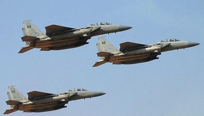 مقاتلات التحالف تشن 34 غارة جوية على مواقع الحوثيين في عدة محافظات (المواقع المستهدفة)