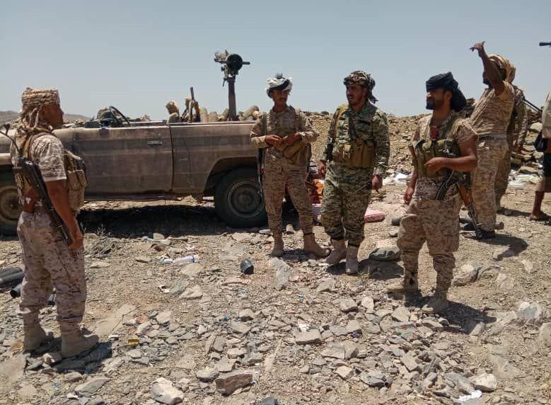 القوات الحكومية تسيطر على 6 مواقع مهمة في البيضاء وتتقدم نحو هذه المناطق (صور)