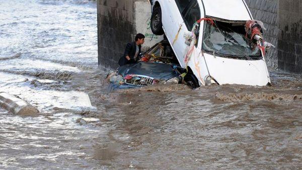 الأرصاد يوضح خريطة سقوط الأمطار الغزيرة ويحذر سكان هذه المناطق