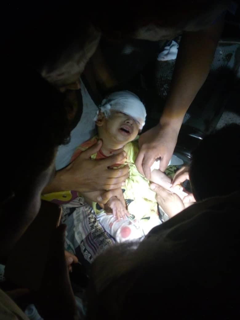 """بالأسماء مقتل وإصابة 5 مدنيين في قصف حوثي عنيف في حيس """"فيديو"""""""