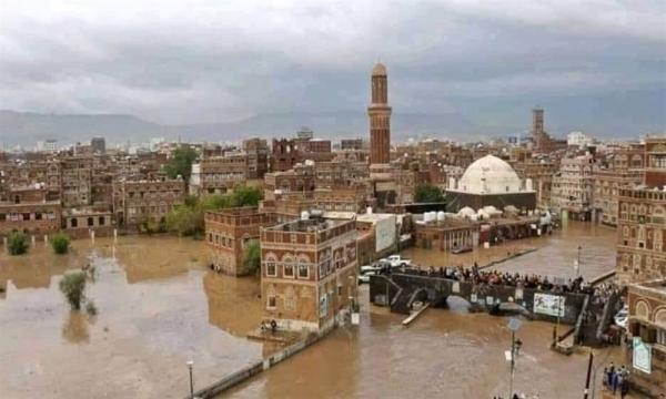 وفاة 100 مواطن جراء السيول في اليمن خلال أسبوع