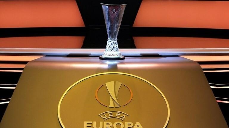 نتيجة قرعة ربع نهائي ونصف نهائي الدوري الأوروبي