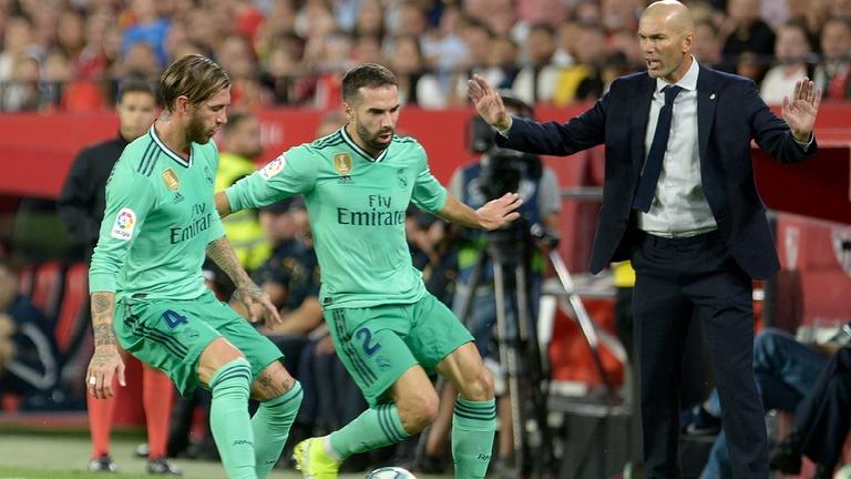 ريال مدريد في ورطة كبيرة قبيل مواجهة ألافيس