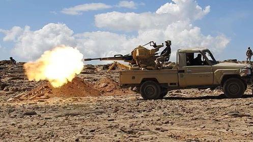 العميد الأصبحي : الحوثيون جمعوا حشودهم وعناصرهم لاستهداف محور البيضاء والسيطرة عليه