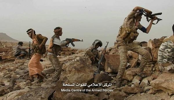 الحوثي يتلقى ضربة موجعة عقب محاولته التسلل إلى مواقع الجيش في صعدة