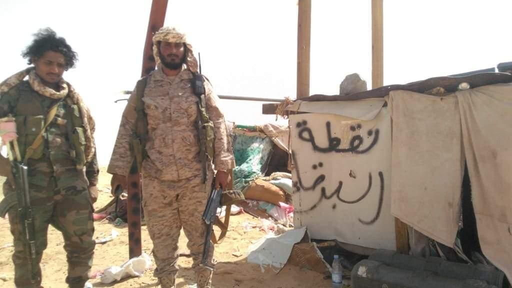 الجيش يسيطر على مواقع جديدة في خب والشعف ويقترب من معكسر الخنجر