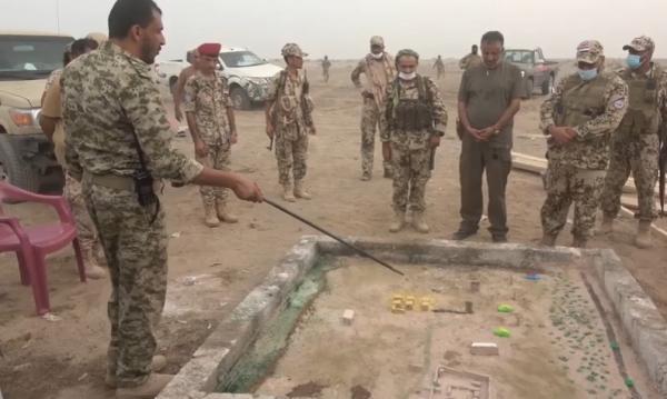وزير داخلية الحوثيين يظهر مع طارق صالح والأخير يعينه في هذا المنصب (فيديو)