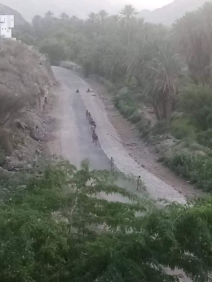 عاجل....الحوثيون يسيطرون على بيحان بمحافظة شبوة
