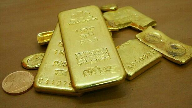 ارتفاع أسعار الذهب عالميا بالتزامن مع هبوط الدولار