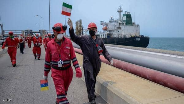 3 ناقلات نفط من إيران لفنزويلا تثير الغضب الأميركي
