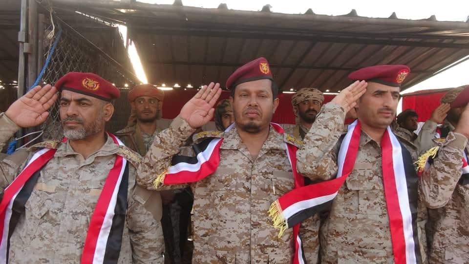 المحور الشمالي يحيي ذكرى ثورة 26 سبتمبر بعرض عسكري مهيب