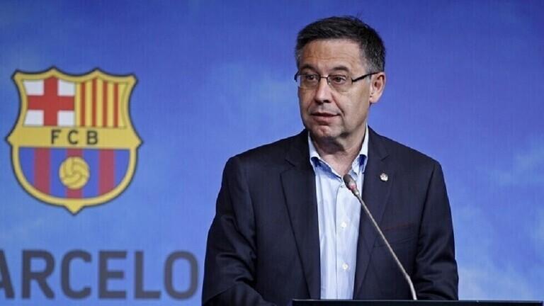 بارتوميو يعلن مشاركة برشلونة في بطولة كبيرة قبل استقالته