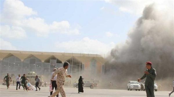 بيان هام للاتحاد الأوروبي بشأن انفجارات مطار عدن الدولي