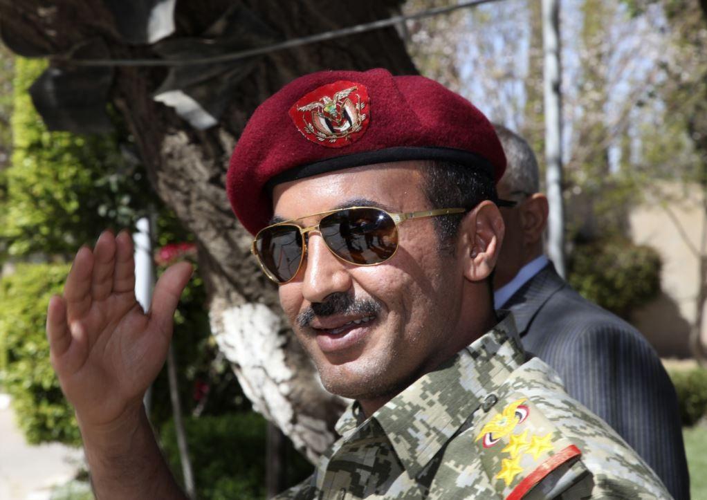 هل يصبح أحمد علي عبد الله صالح سيسي اليمن يمن برس